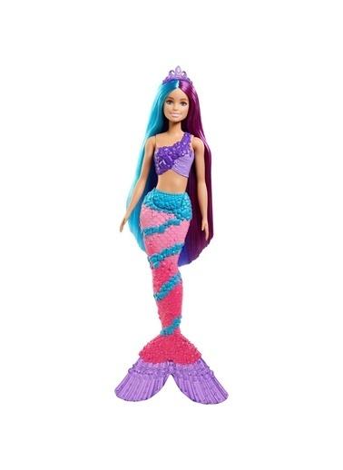 Barbie Gtf37 Barbie Dreamtopia Uzun Saçlı Bebekler / Barbie Dreamtopia Hayaller Ülkesi Renkli